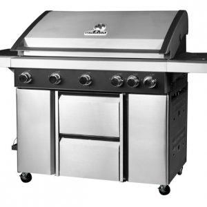 Brada 7500 RVS - Barbecuenu.nl