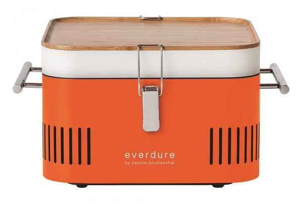 Everdure Cube Oranje - Barbecuenu.nl