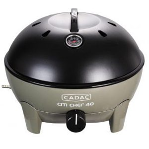 CADAC | Citi Chef 40 | Olive Green - Barbecuenu.nl