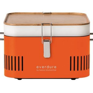 Everdure | Tafel BBQ CUBE | Orange - Barbecuenu.nl