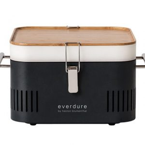 Everdure | Tafel BBQ CUBE | Graphite - Barbecuenu.nl