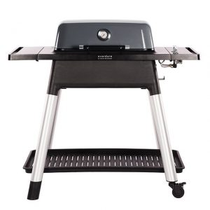 Everdure | Gas BBQ FORCE | Graphite | Incl. Stand - Barbecuenu.nl