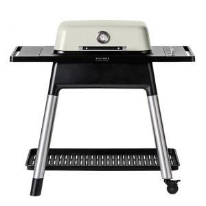Everdure | Gas BBQ FORCE | Stone | Incl. Stand - Barbecuenu.nl