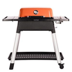 Everdure | Gas BBQ FORCE | Orange | Incl. Stand - Barbecuenu.nl