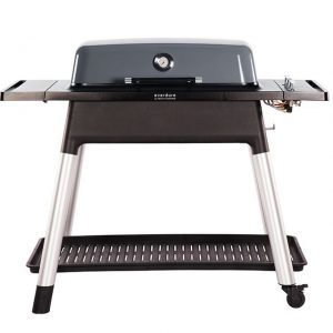 Everdure | Gas BBQ Furnace | Graphite | Incl. Stand - Barbecuenu.nl