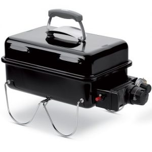 Weber Go-Anywhere Gas - Barbecuenu.nl