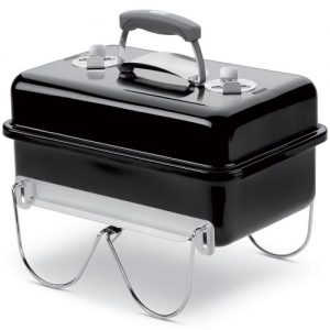 Weber Go-Anywhere Houtskool - Barbecuenu.nl