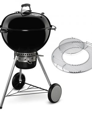 Weber Master-Touch GBS System Edition 57 cm Black - Barbecuenu.nl