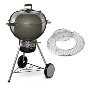 Weber Master-Touch GBS System Edition 57 cm Smoke Grey - Barbecuenu.nl