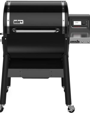 Weber SmokeFire EX4 GBS Wood Fired Pellet Barbecue - Barbecuenu.nl