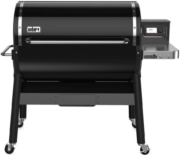 Weber SmokeFire EX6 GBS Wood Fired Pellet Barbecue - Barbecuenu.nl