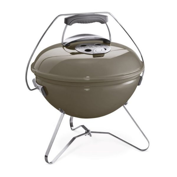 Weber Smokey Joe Premium 37cm Smoke Grey - Barbecuenu.nl