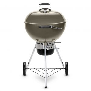 Weber Master-Touch GBS C-5750 Smoke Grey - Barbecuenu.nl