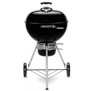 Weber Master-Touch GBS E-5750 Black - Barbecuenu.nl