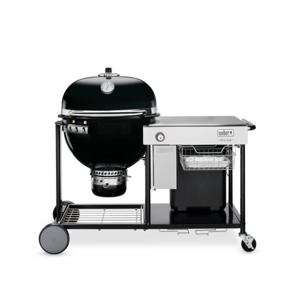 Weber Summit Charcoal Grill Center - Barbecuenu.nl