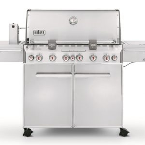 Weber Summit S-670 GBS System Edition RVS - Barbecuenu.nl